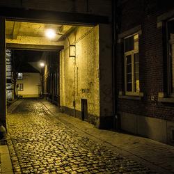 Straatje - Leuven