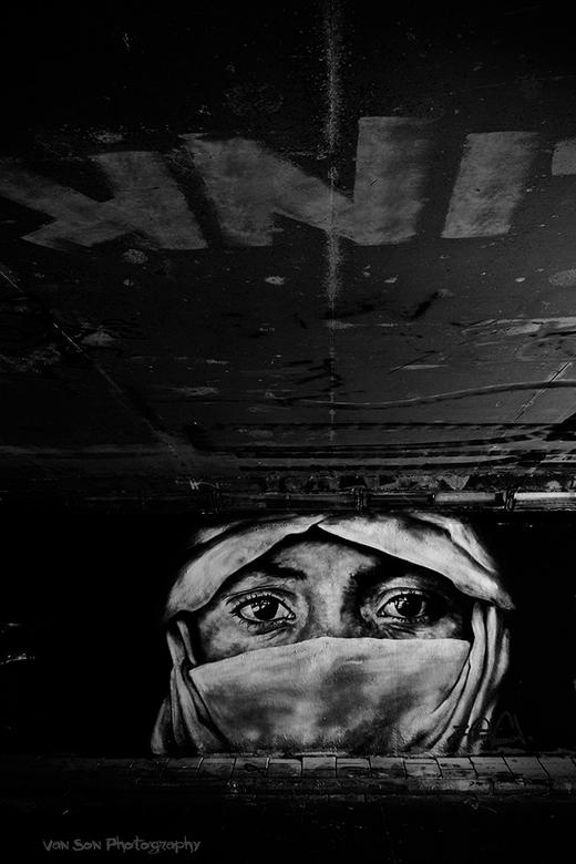 From the dark - Graffiti  kunst.<br /> Met dank voor alle reacties op mijn vorige ups!