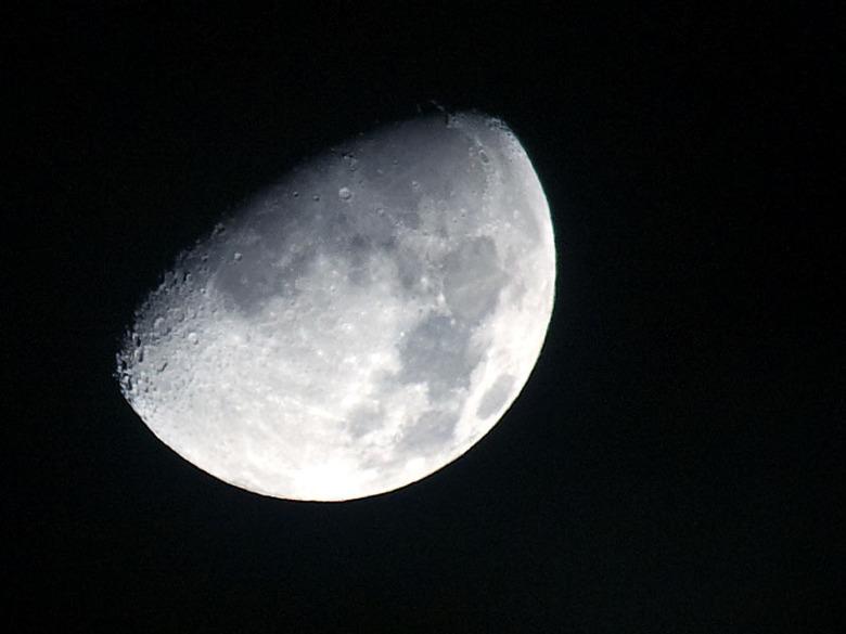 Dark Side of the Moon 2 - Het lijkt net, alsof dit gewoon dezelfde foto is als de eerste, maar dan iets gedraait. <br /> Maar dat is niet zo! Deze is