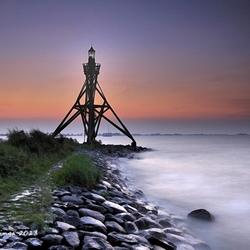 Lichtbaken haven Hoorn