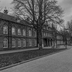 Chasse Kazerne - De Parade - Breda