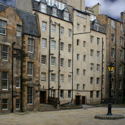 Edinburgh, oude stad