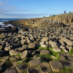 Giant's causeway Noord Ierland