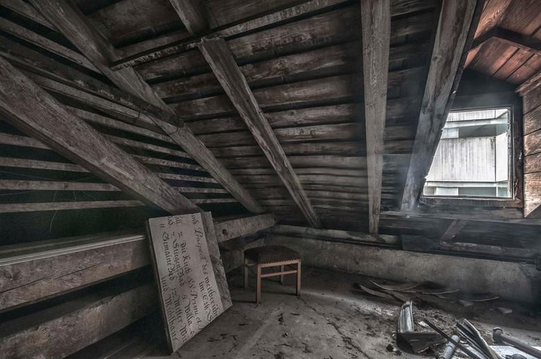 The tiny room with no door - ...
