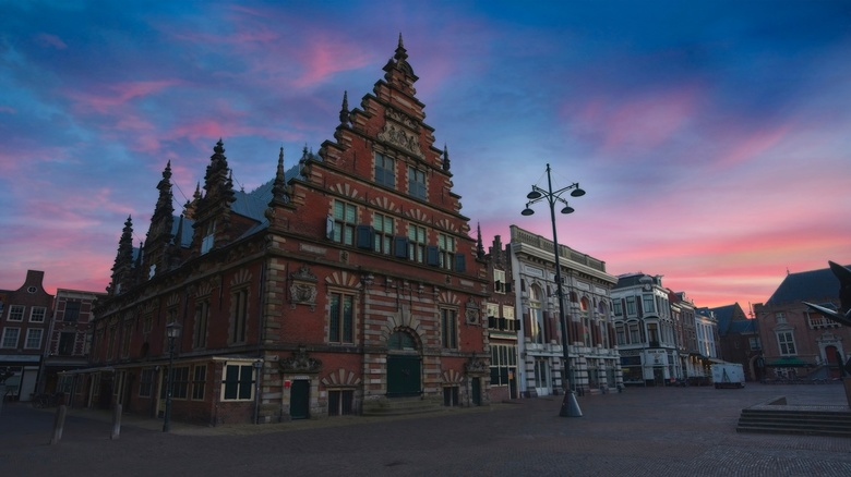 Frans Hals Museum -                                                               I love to go around Haarlem and take shot of my city based on what I