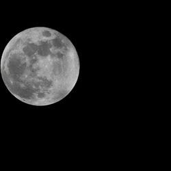 De blauwe maan