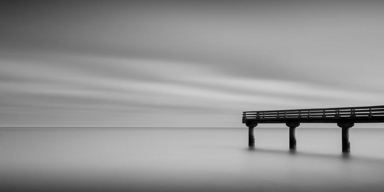 De Pier - Pier aan de Normandische kust