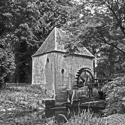 Oude watermolen Hackfort te Vorden