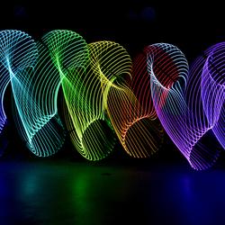 lightpainting 1...