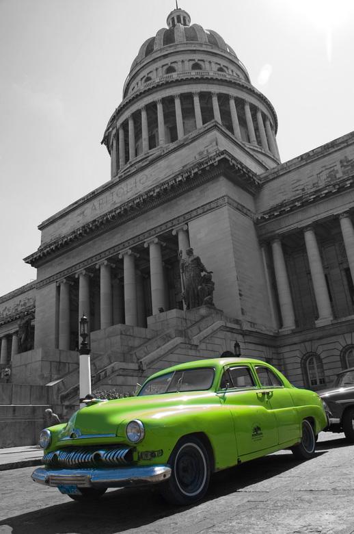 Capitolio Havana - Terug in de tijd in deze geweldige stad.