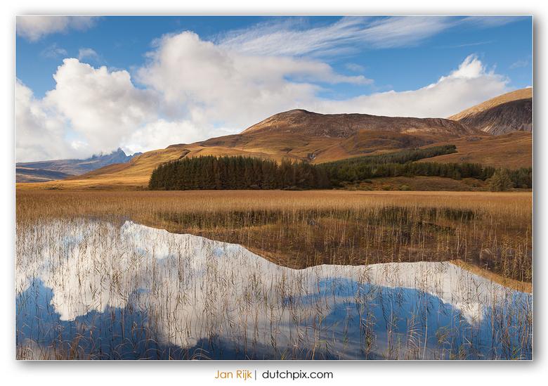 Loch Nan Eilean - Loch Nan Eilean, Isle Of Skye, Scotland