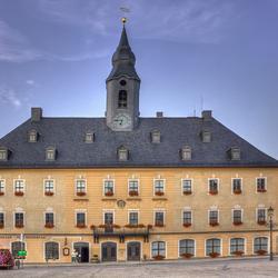 Rathaus Annaberg-Bucholtz