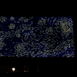 Van Gogh in licht
