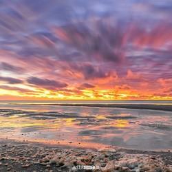 Texel sunset.