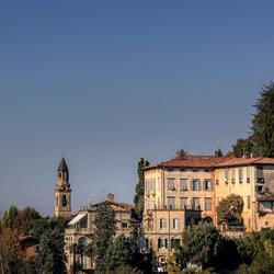 Omkijken naar Bergamo