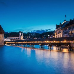 Luzern by night