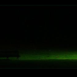 Lampje in de duisternis