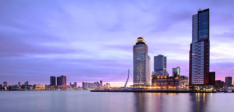 Rotterdam Wilhelminapier