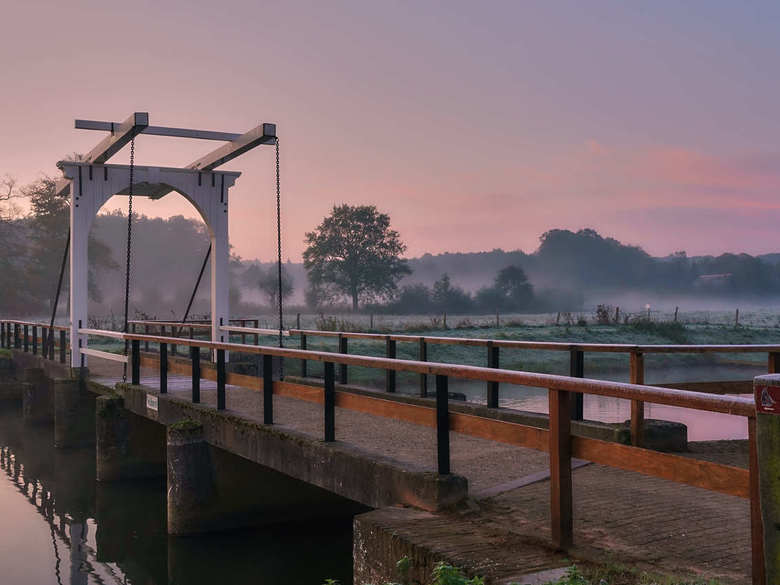 Ophaalbrug Velhorst -