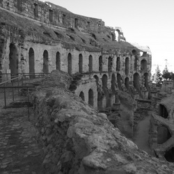 Amfitheater El Jem 2