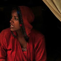 Keniaanse vrouw