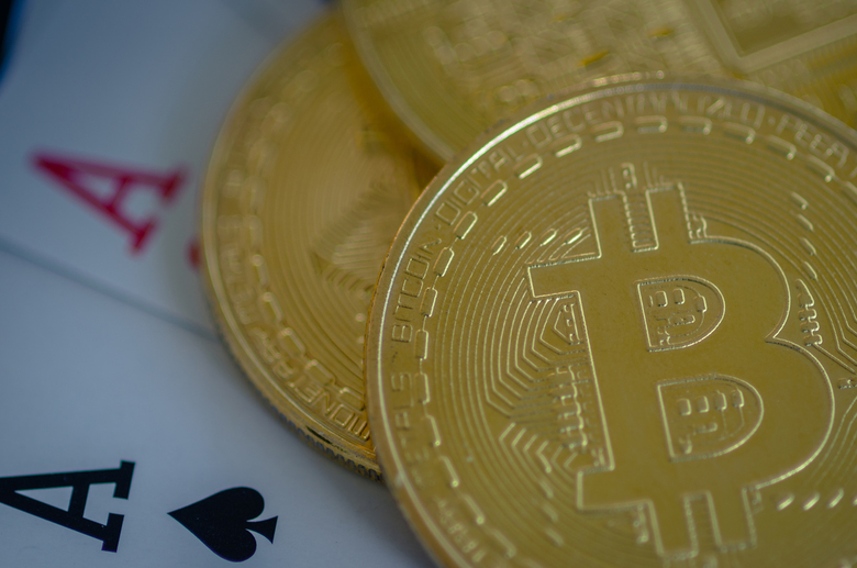 Bitcoin  - Bitcoin gambling