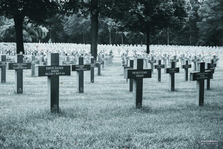 Militair kerkhof Ysselsteyn - Militair kerkhof Ysselsteyn