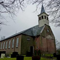 Nederland Oudemirdum, Kerk de Fontein