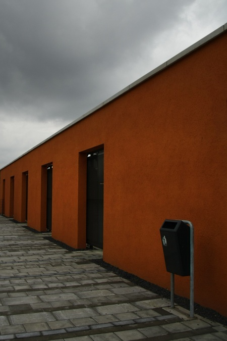 Architecture - In opdracht voor school maakte ik deze foto van een gebouw in Enschede.