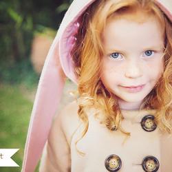 Kinderportret Raffaela littly Bunny