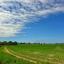 De wolken trekken weg naar het zuiden..