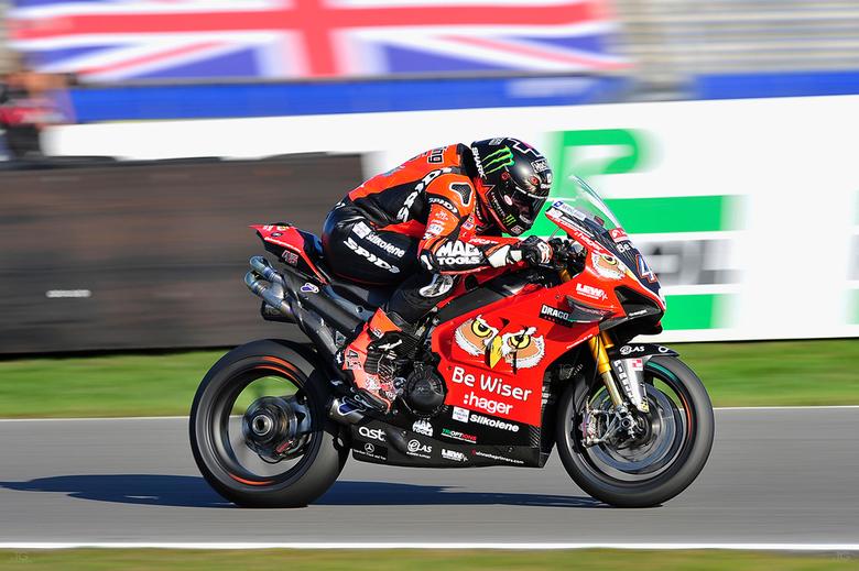 SCOTT REDDING - British Superbike Circuit Assen 2019