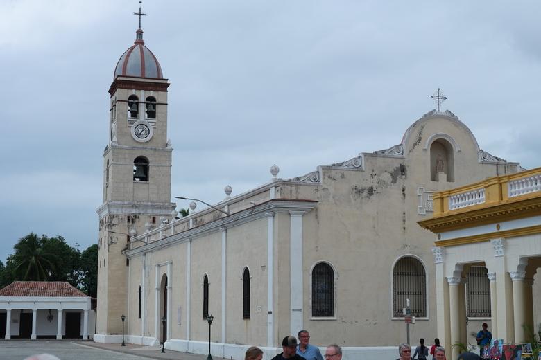 Cuba - Cuba Kerk