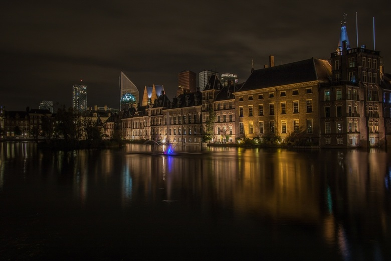 The Hague by Night - The Hague by Night
