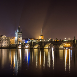 Prague at Night...