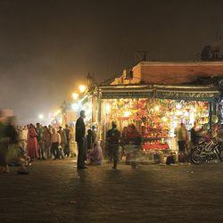 Dazzling Marrakech