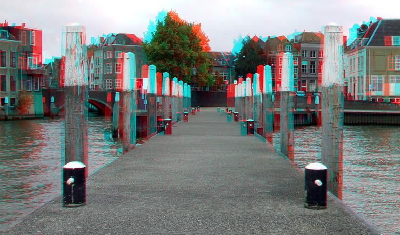 Dordrecht 3D anaglyph - Dordrecht 3d stereo anaglyph<br /> red-cyan