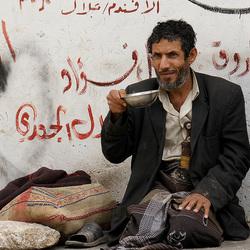 Jemen in Taiz
