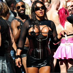 Gayparade Amsterdam 2013.