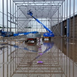 Reflection under construction