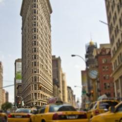 eerste flat new York