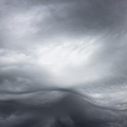 wolken spectakel