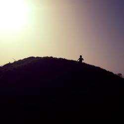 Bergopwaarts