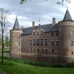 kasteel Helmond panorama