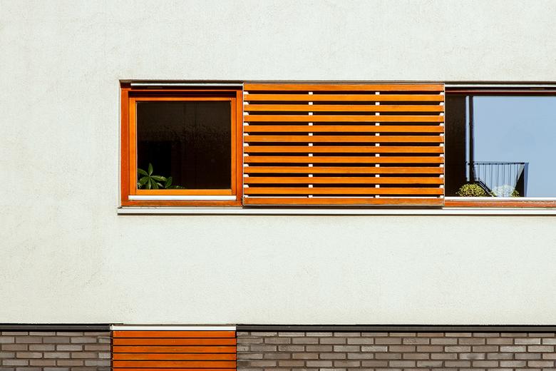 Nieuw Leyden 2 - Bijzondere architectuur in deze wijk.