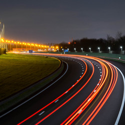 Auto-weg