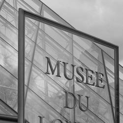 Entree Louvre Parijs