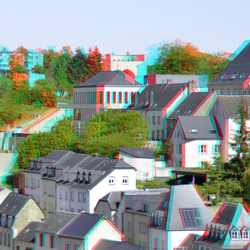 Luxembourg 3D