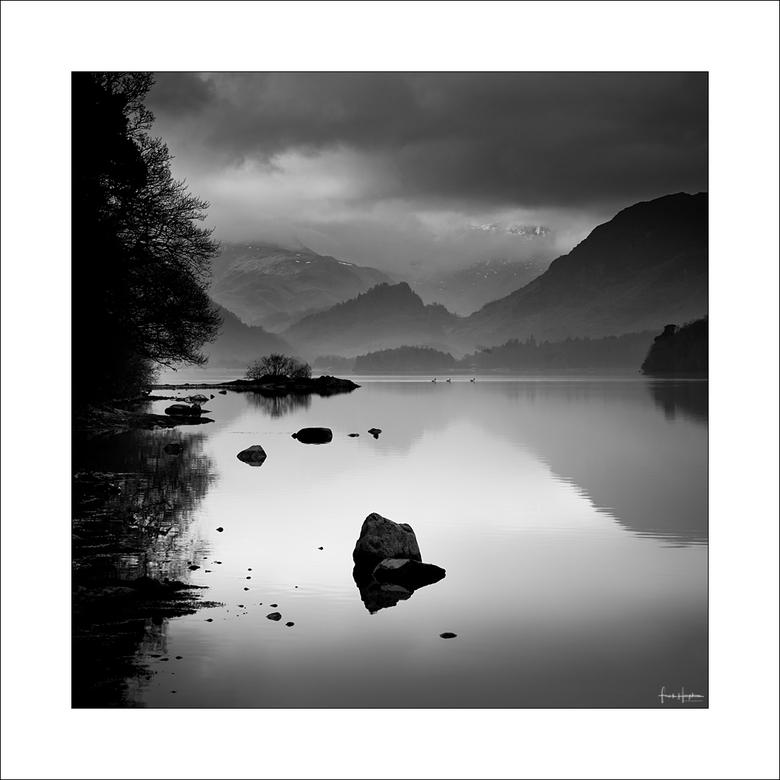 Hidden Gem XLVIII - Derwent Water, Lake District, Cumbria, UK - 2018.