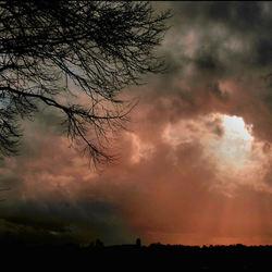 Lucht boven Loppersum